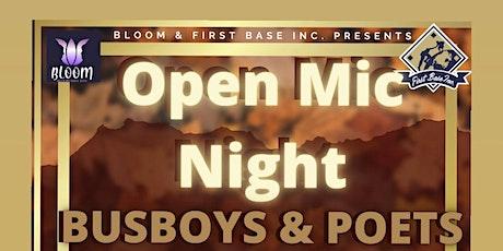 Fall Fest Open Mic tickets