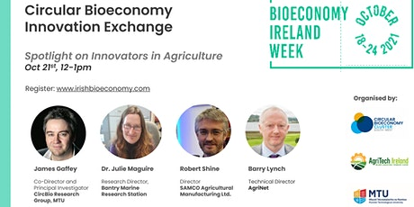 Innovation Exchange: Spotlight on  Innovators in Agriculture tickets