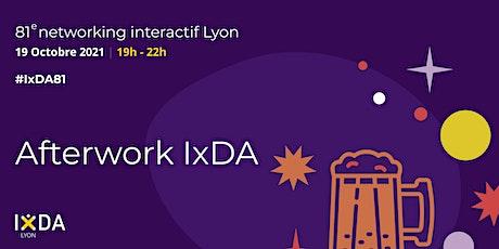 Afterwork IxDA billets