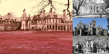 """'The Gilded Age Houses of """"Dark Shadows,"""" Cult Classic Soap Opera' Webinar tickets"""
