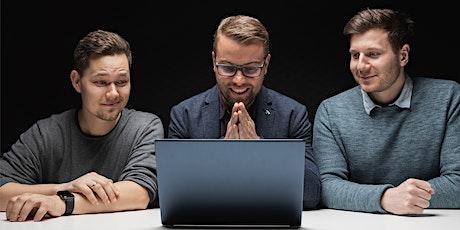 Expert Talk: Serious Escapes - Die Evolution des Serious Gaming im HR Tickets