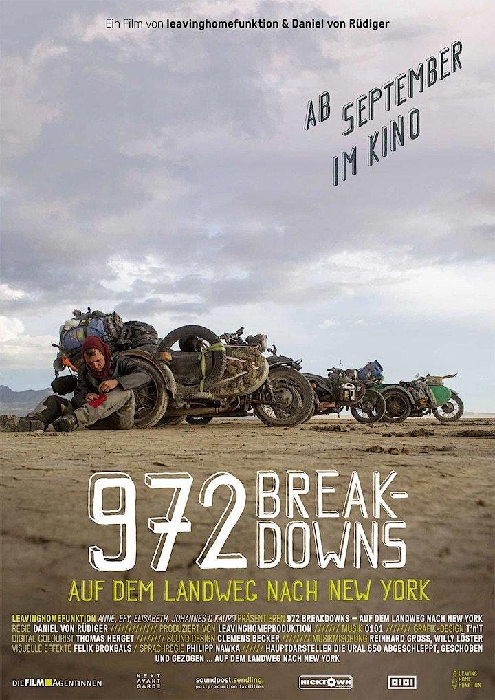 film im adlerkino: 972 breakdowns: Bild