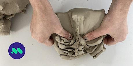 Ceramic Art Therapy for stress relief entradas