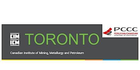 CIM Toronto Branch Webinar: Critical Minerals in Canada tickets