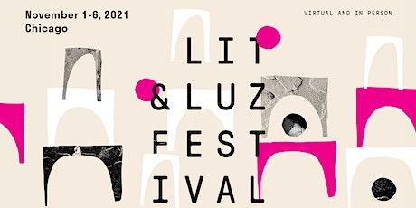 2021 Lit & Luz Festival of Language, Literature, and Art tickets