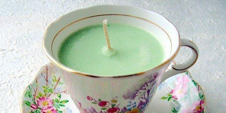 Christmas Candle Making Craft Workshop and Afternoon Tea tickets