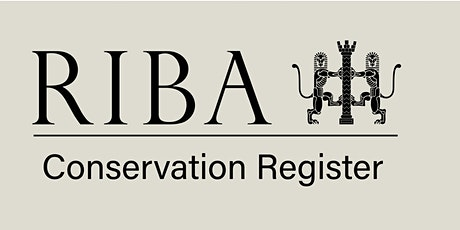 RIBA Conservation Forum 2021 tickets