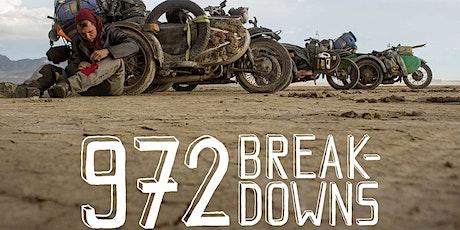 film im adlerkino: 972 breakdowns Tickets