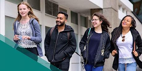 Undergraduate study guide: Preparing to study at university tickets
