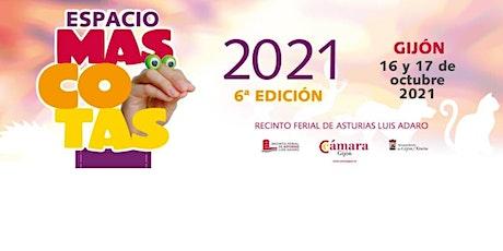 VI ESPACIO MASCOTAS  -2021- entradas
