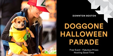 Doggone Halloween Dog Parade tickets