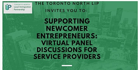 """Supporting Newcomer Entrepreneurs: """"Training"""" Programs tickets"""
