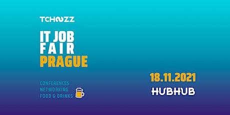 Prague - IT Job Fair (experience>1year) tickets