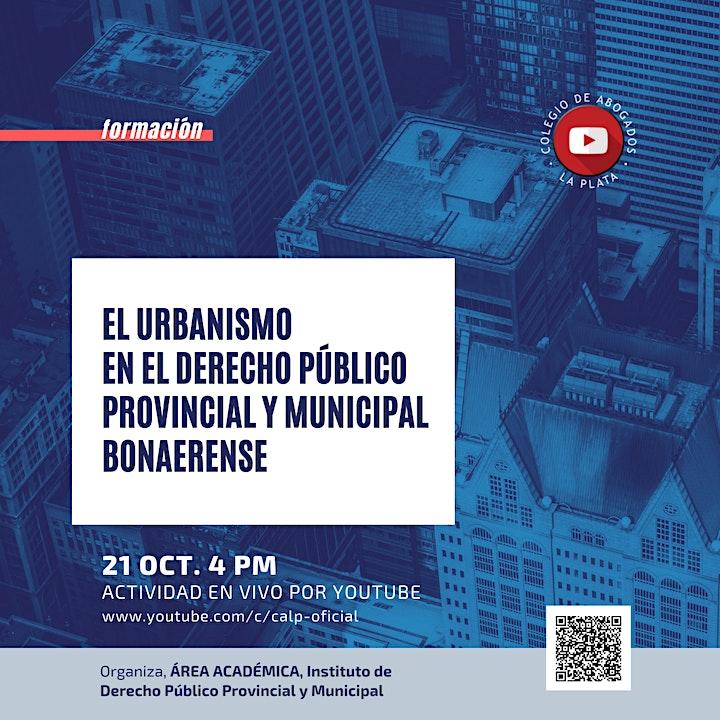Imagen de El Urbanismo en el Derecho Público Provincial y Municipal Bonaerense