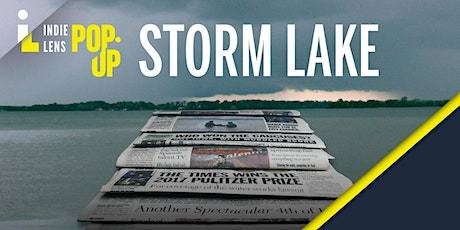 NMPBS - Free Indie Lens PopUp Screening and discussion- Storm Lake tickets