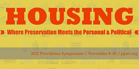 Preserving the Sites and Stories of Workforce Housing tickets