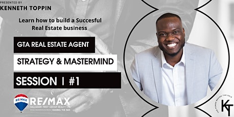 GTA Real Estate Agent | Drop In Mastermind & Strategy Session  | #1 tickets