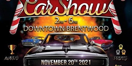 Brentwood PD Cops and Cars car show tickets