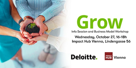 Grow Accelerator - Info Session and Business Model Workshop Tickets