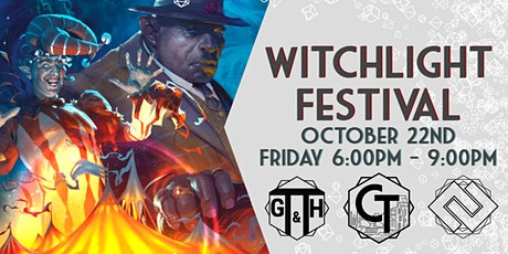 Witchlight Festival tickets