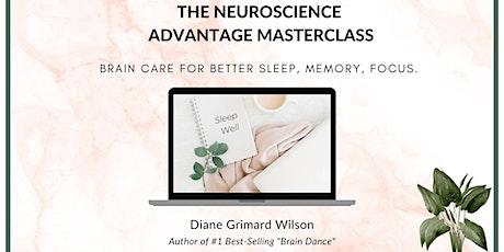 Neuroscience Advantage Masterclass 10/21 tickets