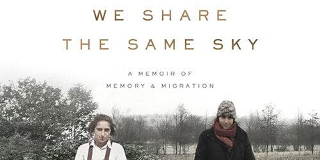 Book Talk: We Share the Same Sky with Rachael Cerrotti tickets