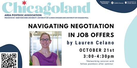 Navigating Negotiation in Job Offers and Networking Session tickets