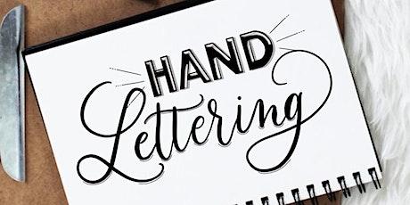 Hand Lettering Workshop - Mainz tickets