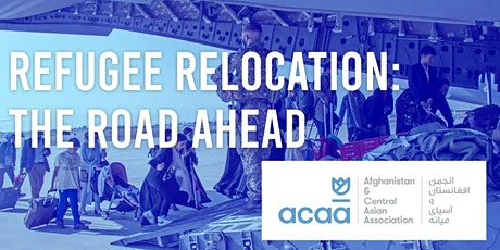Refugee Relocation: The Road Ahead tickets