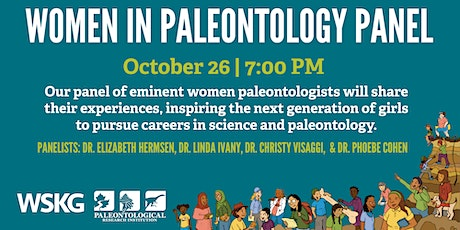 Daring to Dig: Women in Paleontology tickets
