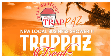 Trappaz Treatz  grand opening pull up pop up tickets