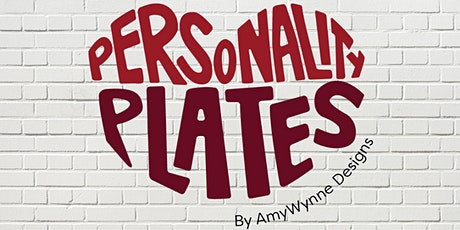 Personality Plates Launch Party tickets