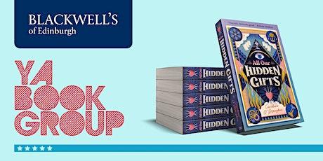 November Blackwell's  YA Book Group tickets