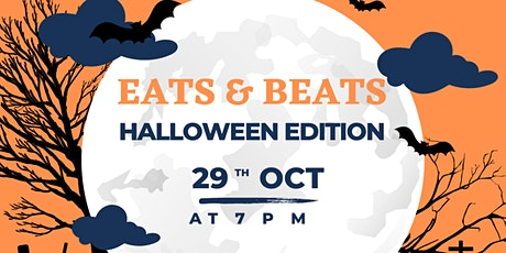 Eats and Beats Community night - HALLOWEEN EDITION tickets