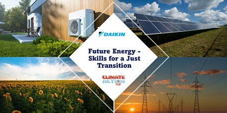 Future Energy - Skills for a Just Transition tickets