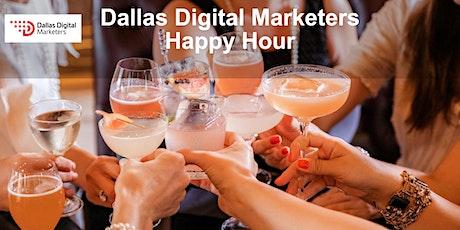 Dallas Digital Marketers Oct 28 Happy Hour tickets