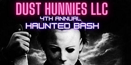 Dust Hunnies LLC 4th annual Haunted Bash tickets