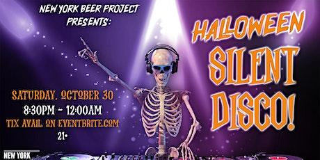Halloween Silent Disco tickets