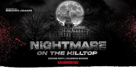NIGHTMARE ON THE HILLTOP II tickets