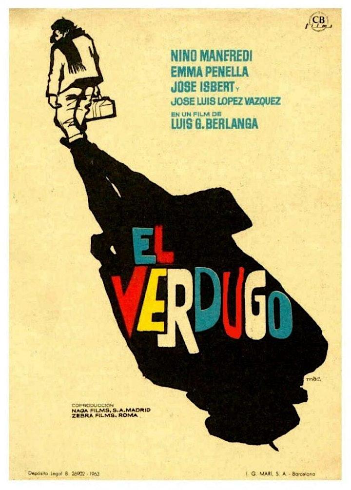 Imagen de GOYA275 9 El verdugo  Luis García Berlanga, 1963