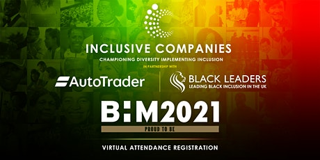 Black History Month: 'Proud To Be…'  (Virtual Attendance) tickets