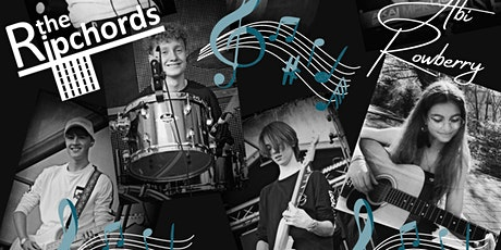 Live music | Ripchords with support from Abi Rowberry tickets