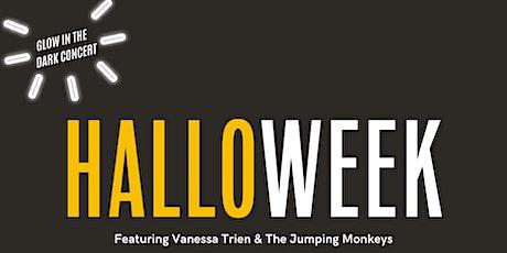 Halloween Glow in the Dark Concert with Vanessa Trien & The Jumping Monkeys tickets