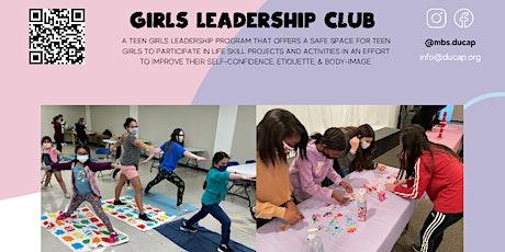 Mind Body Soul- A Girls Leadership Club tickets