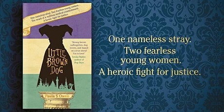 Little Brown Dog -  the Novel A bookish event @ Batch & Co tickets