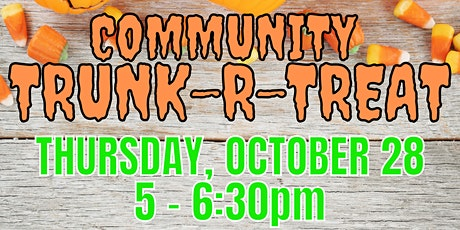 Community Action's Trunk-or-Treat tickets