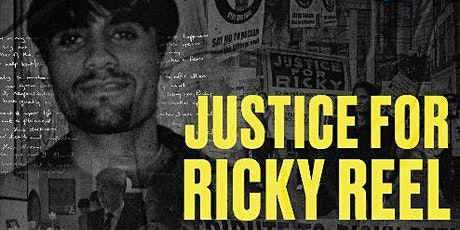 Ricky Reel: Time for Justice tickets