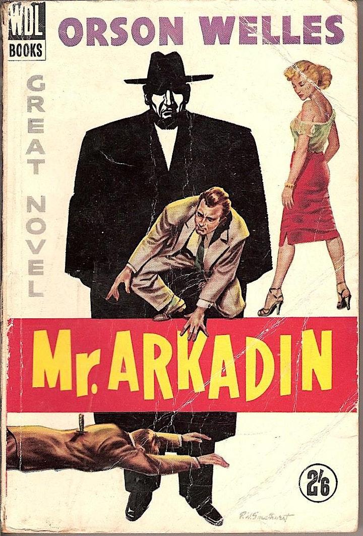 Imagen de GOYA275 10 Mr. Arkadin  Orson Welles, 1955.