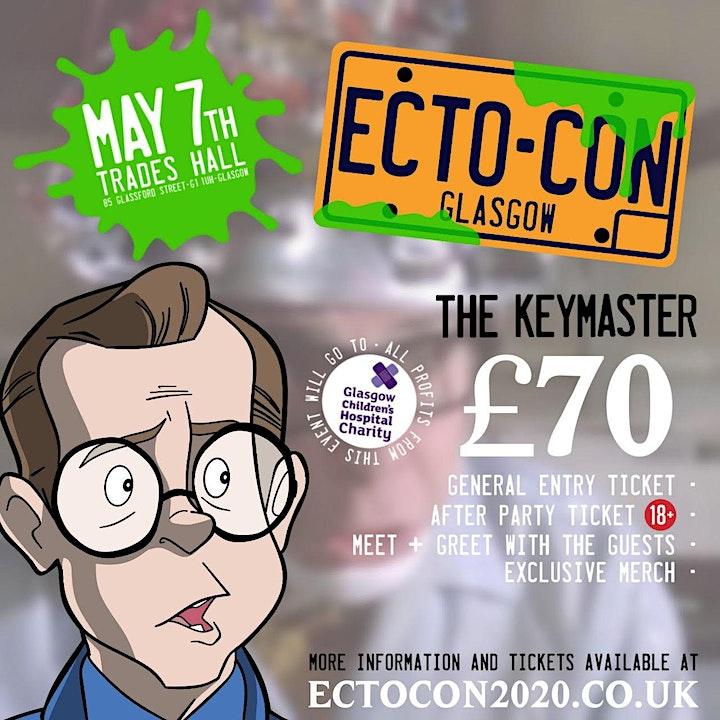 Ecto-Con Glasgow image
