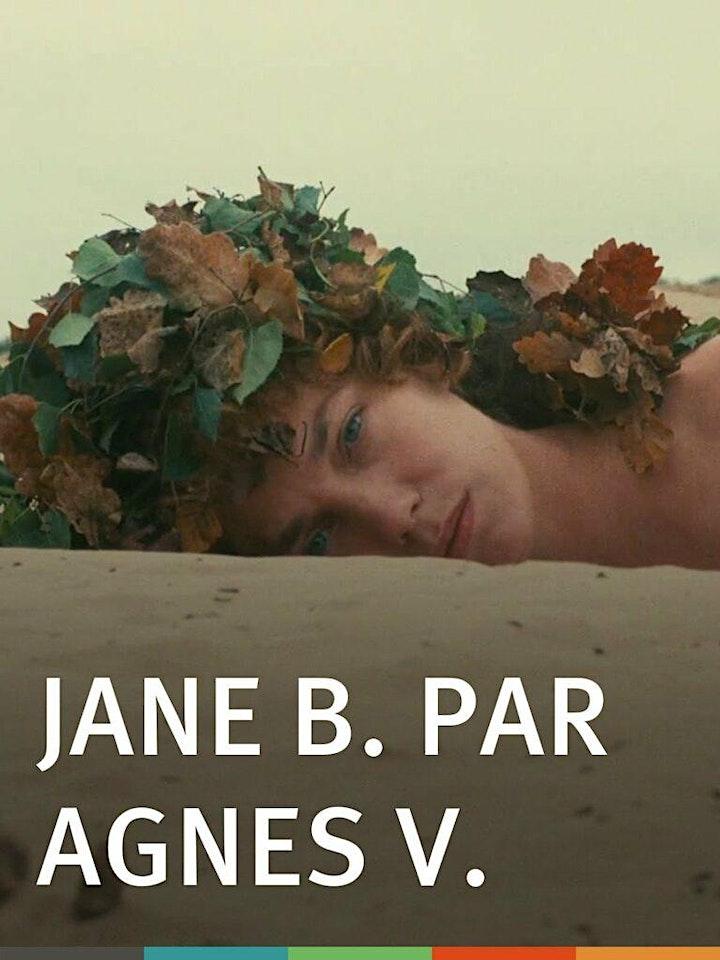 Imagen de AGN´ÉS VARDA 12 JANE B. PAR AGNÈS V. Agnès Varda, 1988.